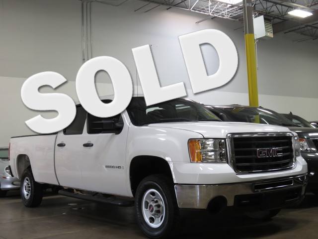 2007 GMC Sierra 2500HD Work Truck Another great work truck from GMC This truck is the perfect vehi