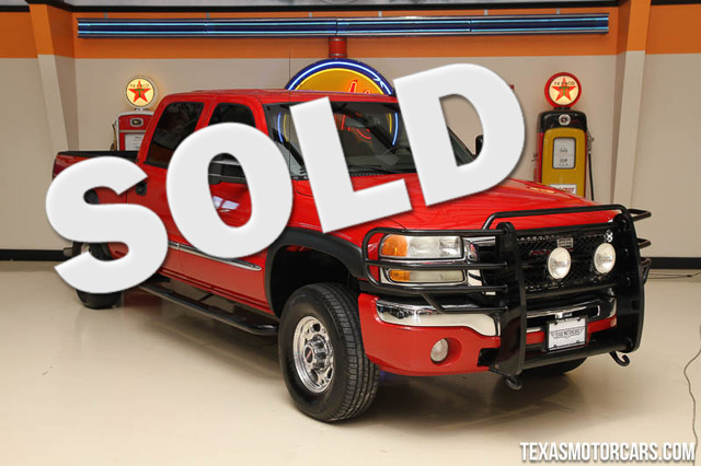 2007 GMC Sierra 2500HD Classic SLE1 This Carfax 1-Owner 2007 GMC Sierra is in great shape with onl
