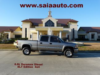 2007 Gmc 2500hd Crew Cab Slt2 4wd Duramax Diesel 4wd LTHR PWR SEATS LOADED CLEAN CARFAX SERVICED DETAILED READY TO GEAUX | Baton Rouge , Louisiana | Saia Auto Consultants LLC-[ 2 ]
