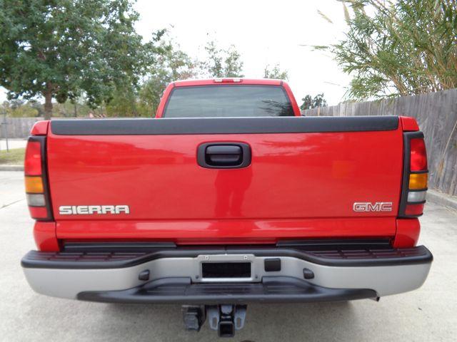 2007 GMC Sierra 2500HD Classic 6.6L DURAMAX Corpus Christi, Texas 7