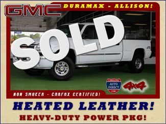 2007 GMC Sierra 2500HD Classic SLT Crew Cab 4x4 - DURAMAX - ALLISON! Mooresville , NC
