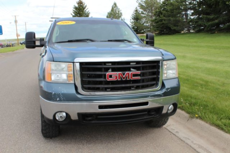 2007 GMC Sierra 2500HD SLE1  city MT  Bleskin Motor Company   in Great Falls, MT
