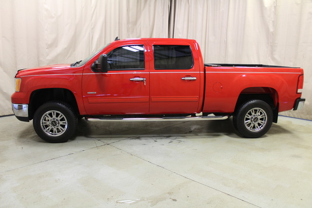 2007 GMC Sierra 2500HD SLT Roscoe, Illinois 1