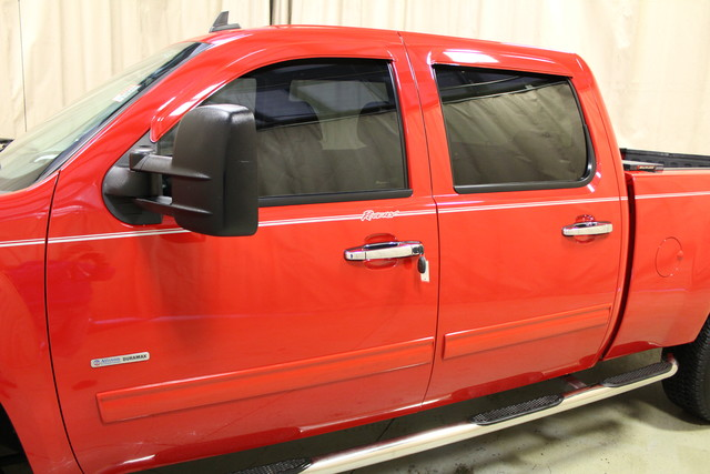 2007 GMC Sierra 2500HD SLT Roscoe, Illinois 9