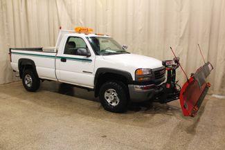 2007 GMC Sierra 3500 Classic SRW Work Trk Roscoe, Illinois