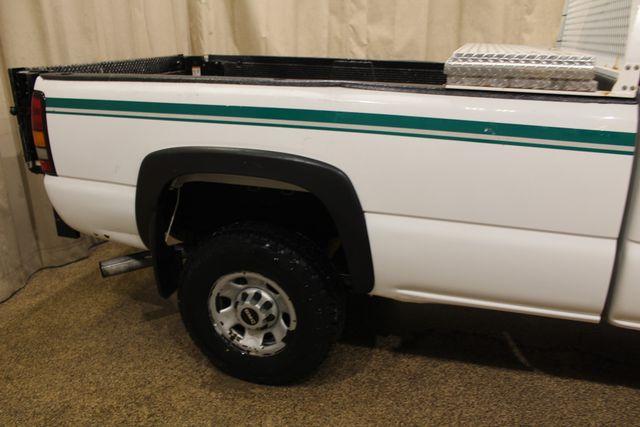 2007 GMC Sierra 3500 Classic SRW Work Trk Roscoe, Illinois 11