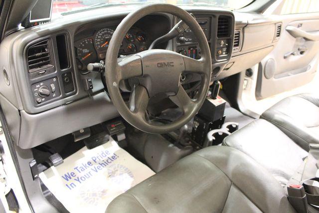 2007 GMC Sierra 3500 Classic SRW Work Trk Roscoe, Illinois 13