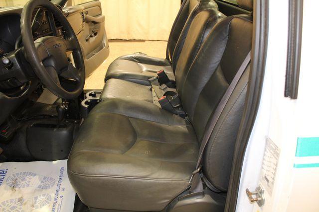 2007 GMC Sierra 3500 Classic SRW Work Trk Roscoe, Illinois 14