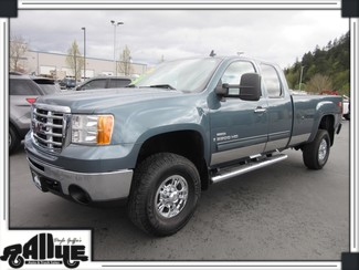 2007 GMC Sierra 3500HD SRW SLE Burlington, WA