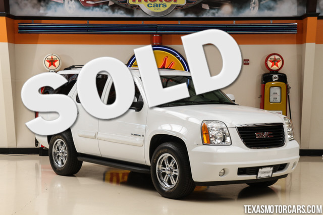 2007 GMC Yukon SLT Financing is available with rates as low as 29 wac Get pre-approved in no