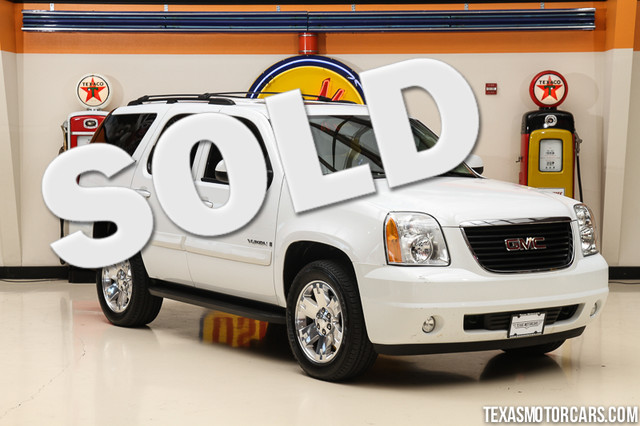 2007 GMC Yukon SLT 4wd Financing is available with rates as low as 29 wac Get pre-approved in