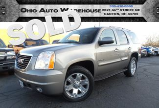 2007 GMC Yukon SLT 4x4 Leather 3rd Row We Finance | Canton, Ohio | Ohio Auto Warehouse LLC in  Ohio