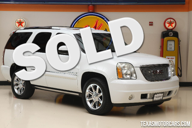 2007 GMC Yukon Denali This 2007 GMC Yukon Denali is in excellent condition with only 123 945 mile