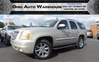 2007 GMC Yukon Denali AWD Navi Sunroof 3rd Row Cln Carfax We Finance | Canton, Ohio | Ohio Auto Warehouse LLC in  Ohio