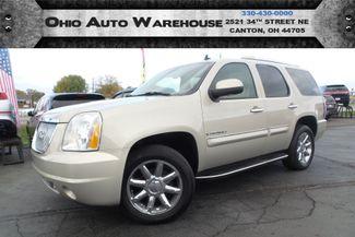 2007 GMC Yukon Denali AWD Navi Sunroof 3rd Row Cln Carfax We Finance | Canton, Ohio | Ohio Auto Warehouse LLC in  Ohio