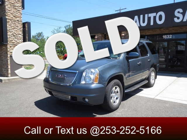 2007 GMC Yukon Denali AWD The CARFAX Buy Back Guarantee that comes with this vehicle means that yo