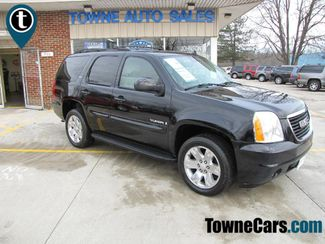 2007 GMC Yukon SLT   Medina, OH   Towne Auto Sales in Ohio OH