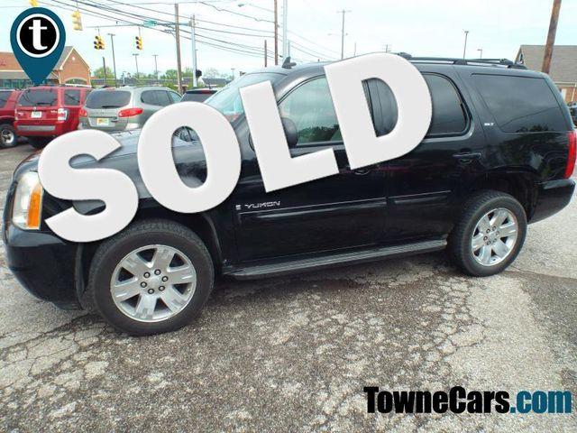 2007 GMC Yukon SLT | Medina, OH | Towne Auto Sales in Medina OH