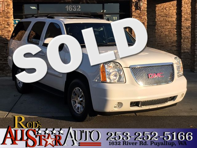 2007 GMC Yukon SLE 4WD The CARFAX Buy Back Guarantee that comes with this vehicle means that you c