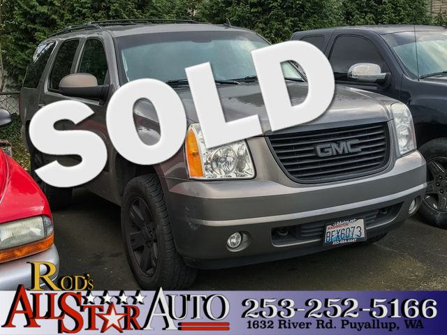 2007 GMC Yukon SLT 4WD The CARFAX Buy Back Guarantee that comes with this vehicle means that you c