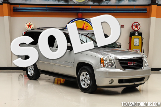 2007 GMC Yukon XL SLE This Clean Carfax 2007 GMC Yukon XL SLE is in great shape with only 79 783