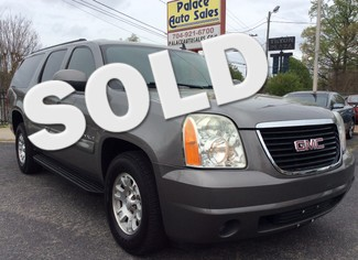2007 GMC Yukon XL SLE CHARLOTTE, North Carolina