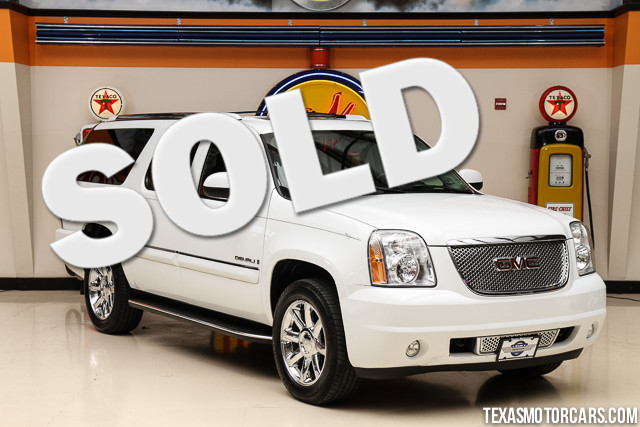 2007 GMC Yukon XL Denali This Carfax 1-Owner 2007 GMC Yukon XL Denali is in great shape with only