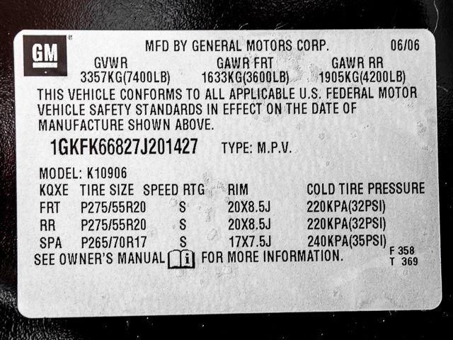2007 GMC Yukon XL Denali Burbank, CA 9