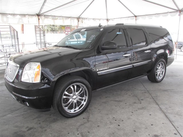 2007 GMC Yukon XL Denali This particular Vehicle comes with 3rd Row Seat Please call or e-mail to
