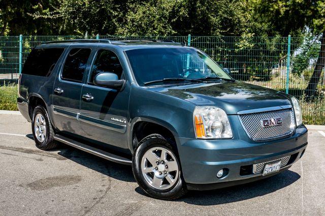 2007 GMC Yukon XL Denali  AWD - 145K MILES - NAVI - DVD - 3RD ROW Reseda, CA 51