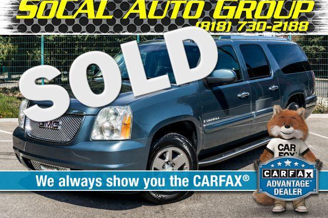 2007 GMC Yukon XL Denali  AWD - 145K MILES - NAVI - DVD - 3RD ROW Reseda, CA 0