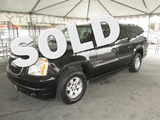 2007 GMC Yukon XL SLT This particular Vehicle comes with 3rd Row Seat Please call or e-mail to ch