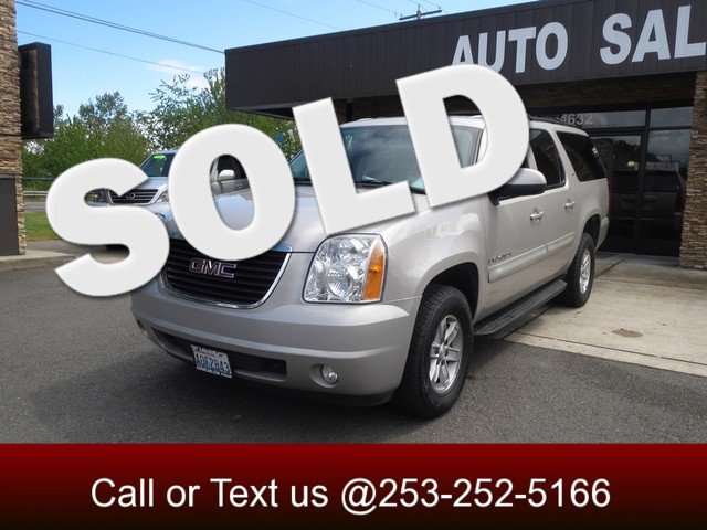 2007 GMC Yukon XL SLT 4WD Come see why this Yukon is one of the best family haulers in the market