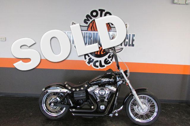 2007 Harley-Davidson Dyna Glide Street Bob™ Arlington, Texas 0