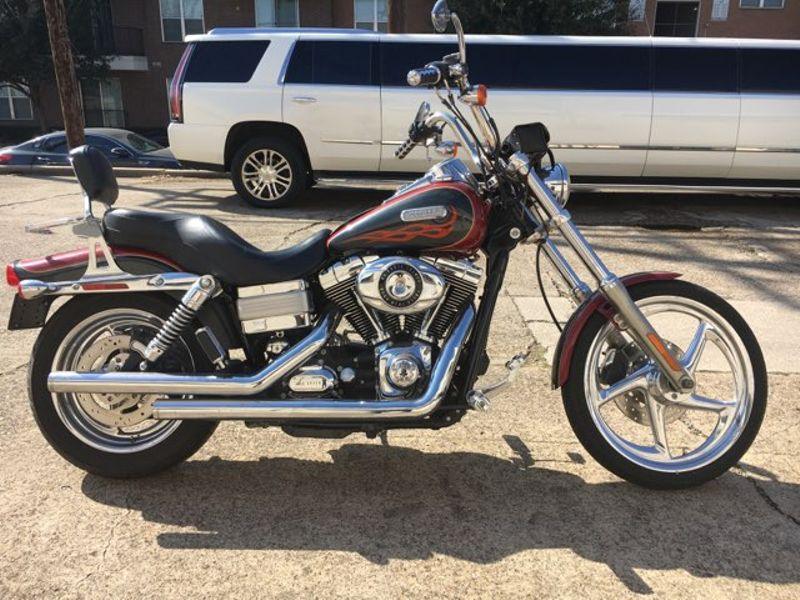 2007 Harley-Davidson Dyna Glide Wide Glide  city TX  MM Enterprise Motors  in Dallas, TX