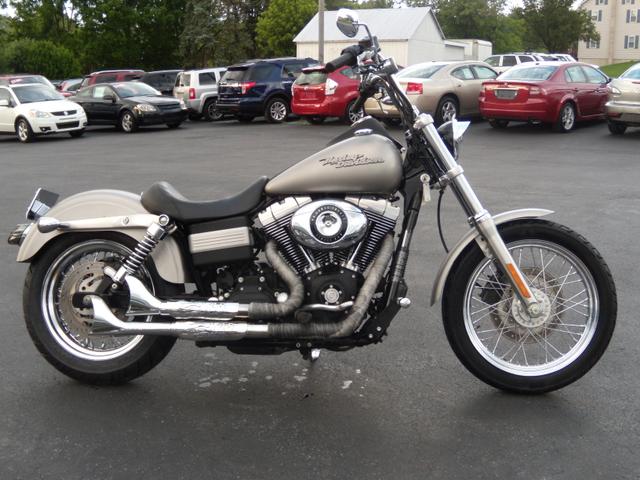 2007 Harley-Davidson Dyna Glide Street Bob™ Ephrata, PA 1