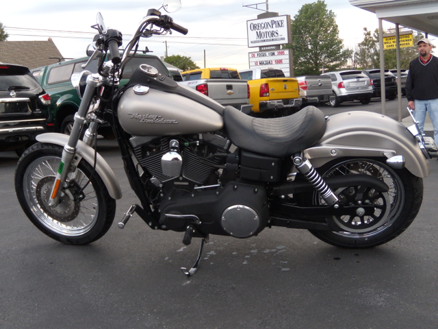 2007 Harley-Davidson Dyna Glide Street Bob™ Ephrata, PA 7