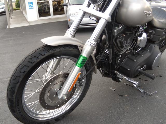 2007 Harley-Davidson Dyna Glide Street Bob™ Ephrata, PA 9