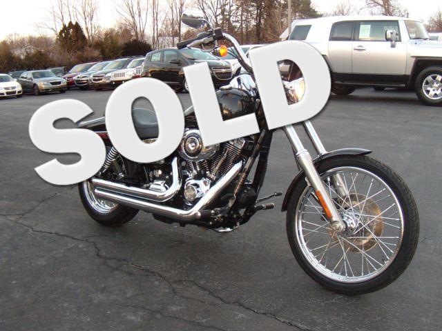 2007 Harley-Davidson Dyna Glide Wide Glide® Ephrata, PA 0