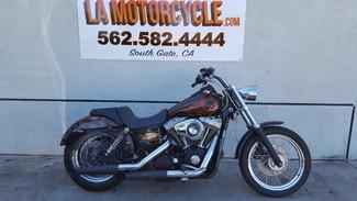 2007 Harley-Davidson Dyna Glide Street Bob™ South Gate, CA