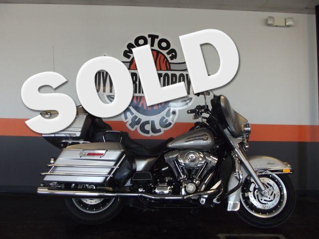 2007 Harley-Davidson Electra Glide Classic FLHTC Arlington, Texas 0