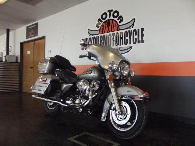 2007 Harley-Davidson Electra Glide Classic FLHTC Arlington, Texas 2