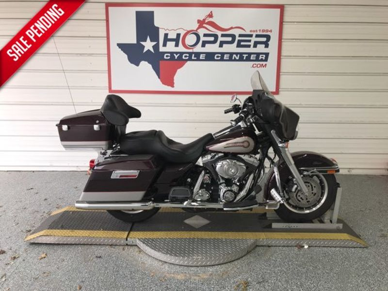 2007 Harley-Davidson Electra Glide Classic   city TX  Hopper Cycle Center  in , TX