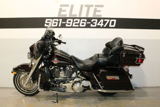 2007 Harley Davidson Electra Glide Ultra Classic FLHTCU Boynton Beach, FL 9
