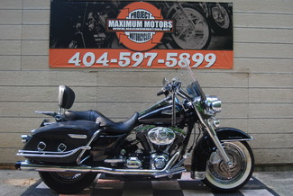 2007 Harley Davidson FLHRCI Roadking Classic Jackson, Georgia