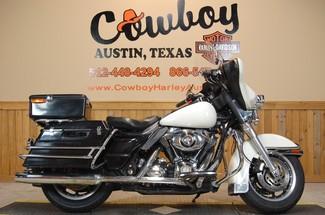 2007 Harley-Davidson FLHTP-I Electra Glide Standard Police Solo Law Enforcement Motorcycle Austin , Texas