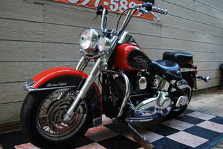 2007 Harley-Davidson Softail® Heritage Softail® Classic Jackson, Georgia 11