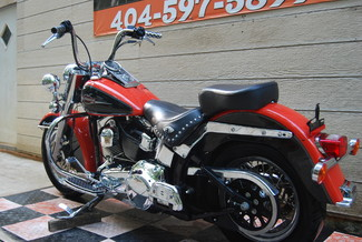 2007 Harley-Davidson Softail® Heritage Softail® Classic Jackson, Georgia 12