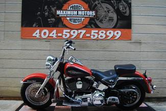 2007 Harley-Davidson Softail® Heritage Softail® Classic Jackson, Georgia 9