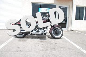 2007 Harley Davidson FLSTF FAT BOY Dania Beach, Florida